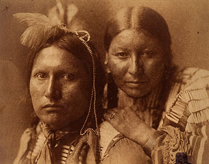 Native American- the French Creole