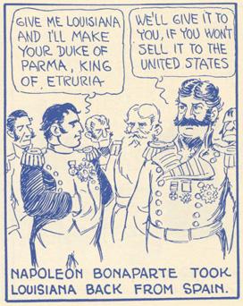 Louisiana purchase 1803 essay