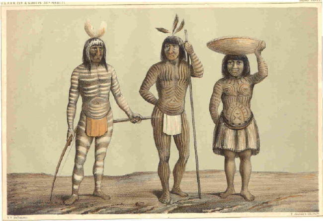 Pictures of Atakapan Indians http://www.frenchcreoles.com/LouisianaPeople/indians/indians.htm