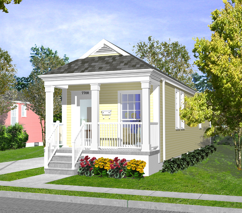 Creole cottage house plans creole cottage house plans for Creole cottage house plans