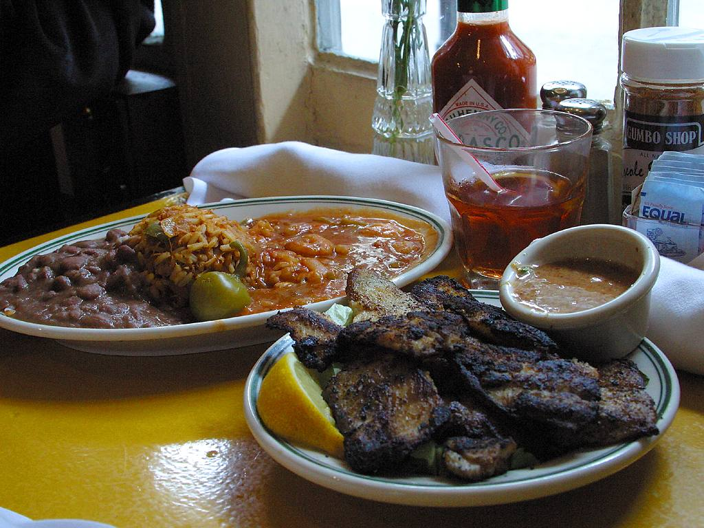 West African Food New Orleans